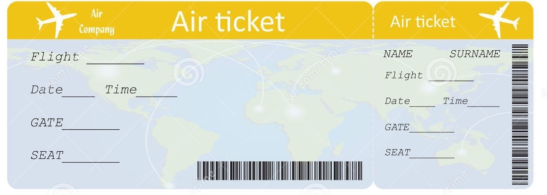 Buying An International Airline Ticket